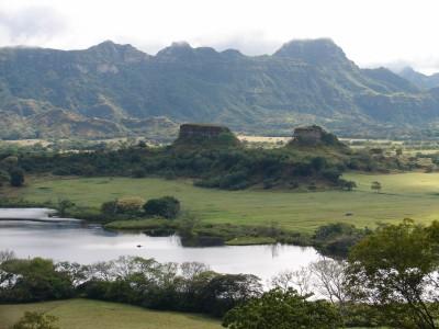 Laguna El Hato. Foto Jorge E. Botero