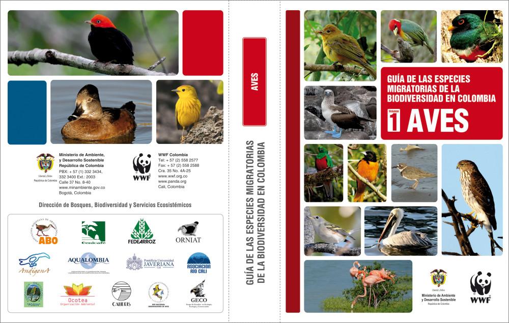 Portada Libro Aves Migratorias